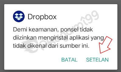 cara-install-aplikasi-di -dropbox