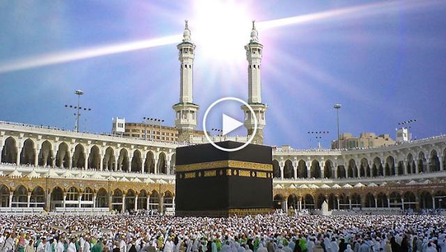 """Subhanallah.. Bukti [Video] """"Makkah Tercipta Karena Seorang Wanita"""" Ini Bikin Ustadz Yusuf Mansur Menangis"""