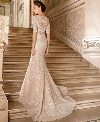 12 Days Of Wedding Planning: Your Dream Dress