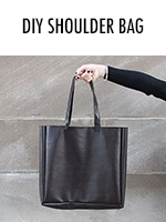Everyday shoulder bag