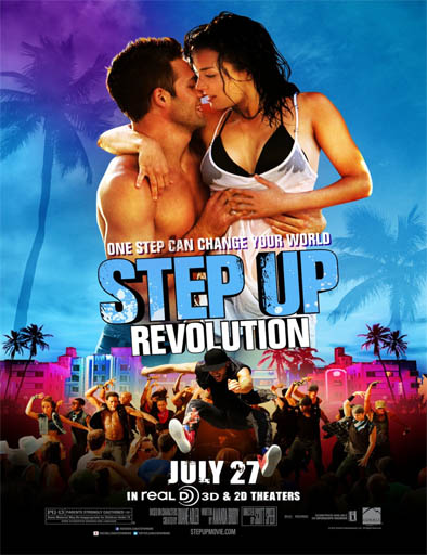 Ver Step Up 4: La revolución (2012) Online