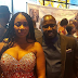 Clarion Chukwurah flashes her cleavage at a movie premiere in Atlanta (PHOTOS)