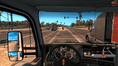 American Truck Simulator 2016 Game Play