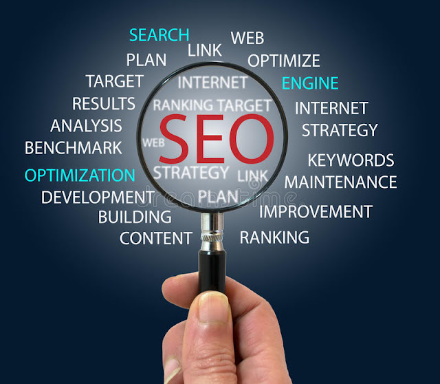 SEO Search Visibility