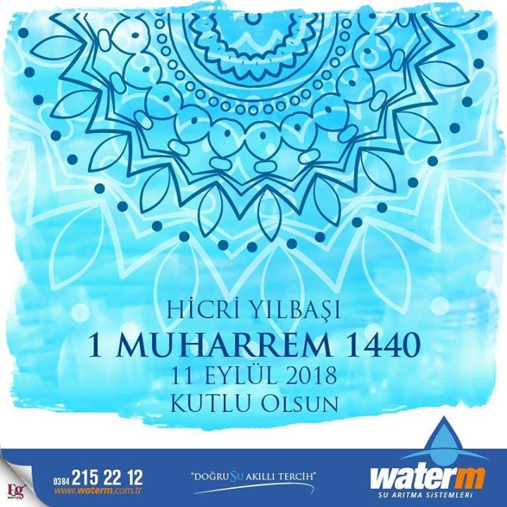 Hicri Yılbaşı Kutlu Olsun Resimleri (Reklamlı)