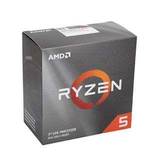AMD Ryzen 5 3500 processor for pc build