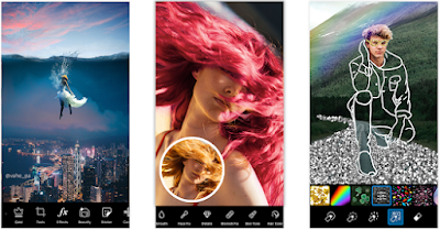 Picsart editor photo android