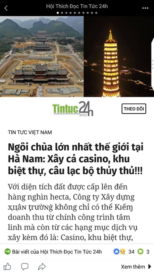 Chân dung vị tỷ phú Việt ăn chay, làm giàu nhờ cướp đất, mua thần bán Phật 1
