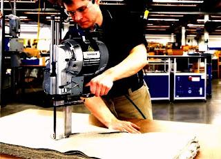 Precaution in cloth cutting