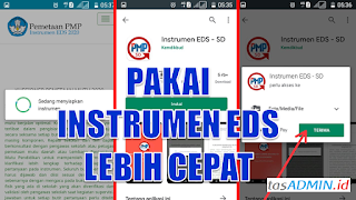 Instrumen EDS PMP Android