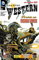 Os Novos 52! All Star Western #12 (Opcional)