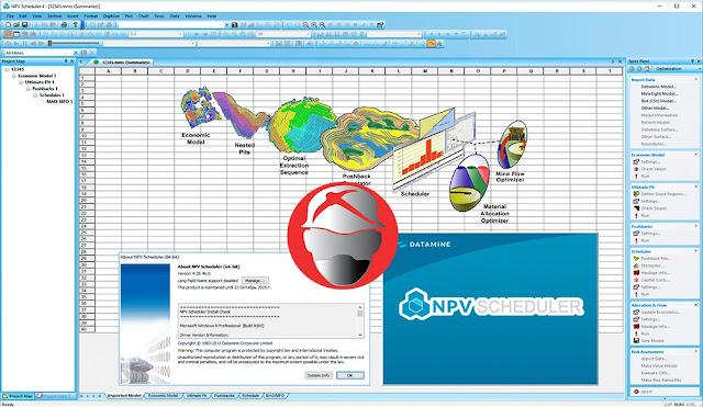 Datamine NPV Scheduler v4.29.46.0