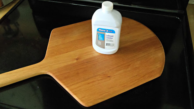 Upstairs Downstairs Thrifty Cutting Board Oil