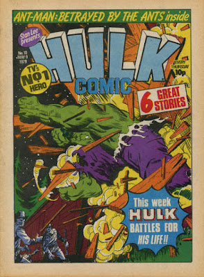 Hulk Comic #10