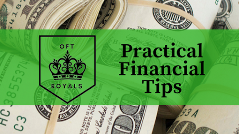 Royally Practical Financial Tips – Royals Lessons!
