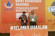 Bupati JS Hadir di Rakornas BNPB Bogor