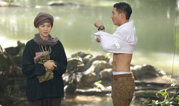 Kim Cương Thần Bí