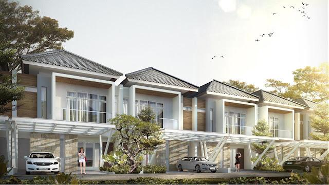 The Riviera Puri, Type Unit, Spesifikasi dan Denah