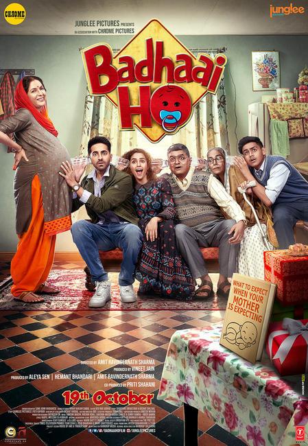 Review Filem Badhaai Ho