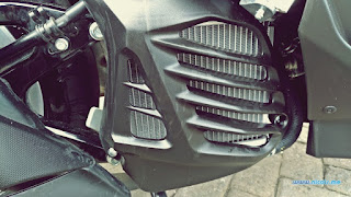 Radiator Nmax