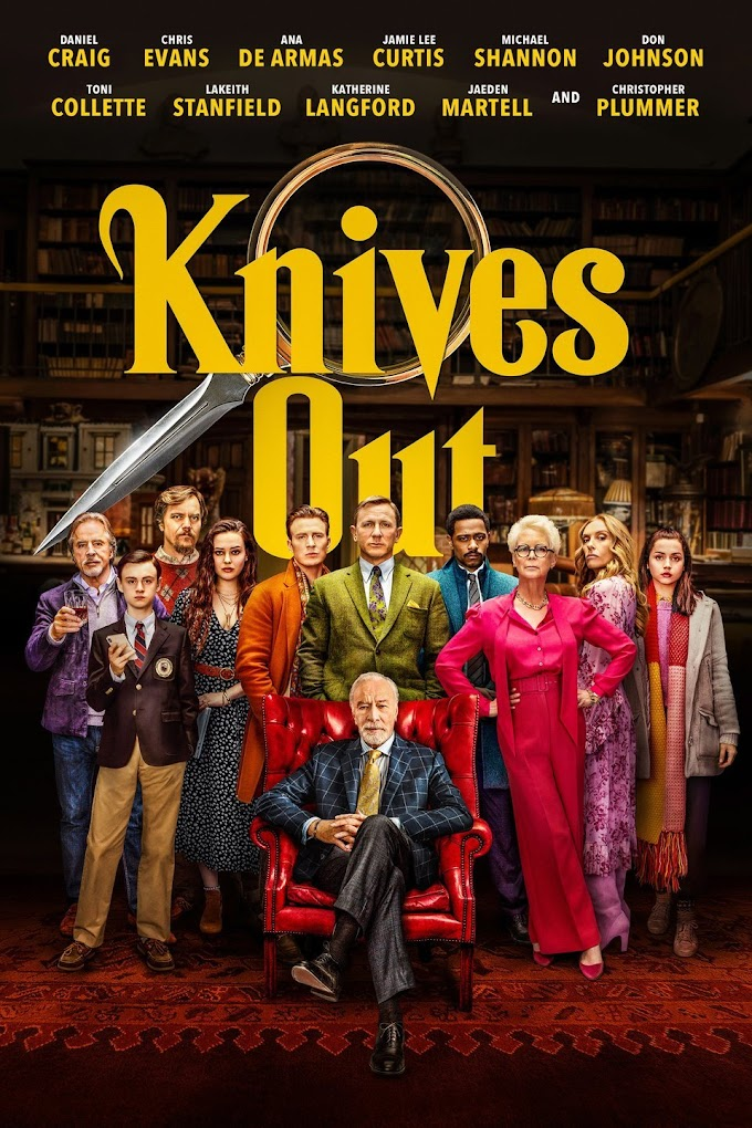 Knives Out 2019 Full Movie Free Download 1GB