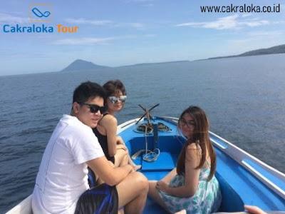 Paket wisata Bunaken 2 hari 1 malam