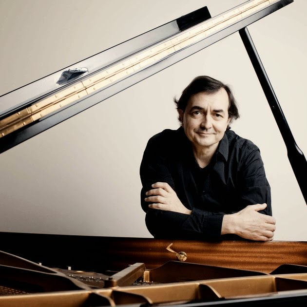 Pierre-Laurent Aimard - photo credit Marco Borggreve