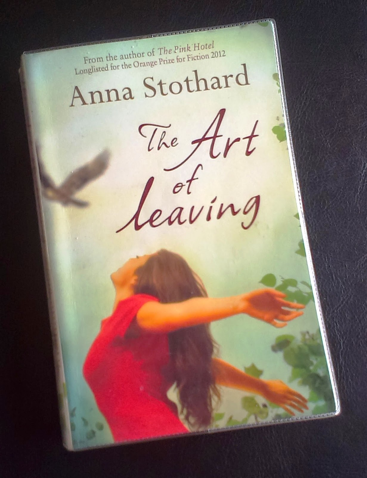 The Art of Leaving by Anna Stothard