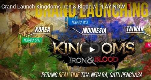 Kingdoms: Iron & Blood