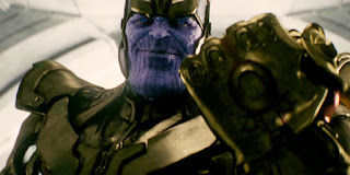 Avengers 4 latest leak - first teaser trailer leaks, in pic - Thanos wielding the Gauntlet at the end of Avengers: Age of Ultron