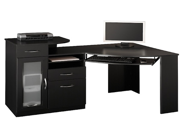 best buying cheap small black office desk Canada for sale online