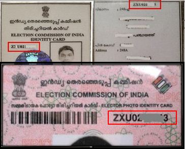 Find a Name in Kerala Niyamasabha Election Voter List
