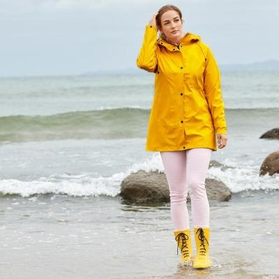 Rubberen regenlaarzen dames Ilse Jacobsen