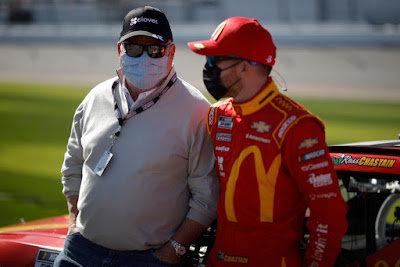 Chip Ganassi Fined and Suspended