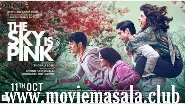 Priyanka Chopra Trailer The Sky Is Pink