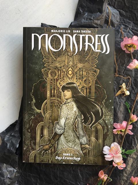 Monstress 1 - Art deco Comic meets Manga zum verlieben