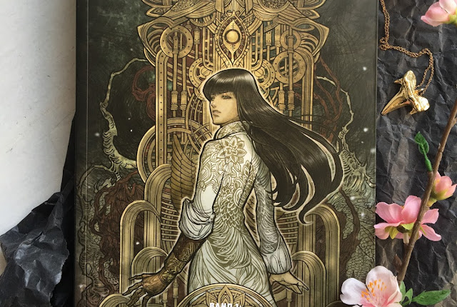 Monstress 1 - Art deco Comic meets Manga zum verlieben