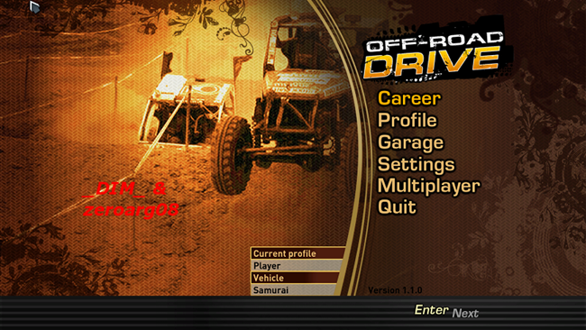 Off Road Drive 2011 PC Full Skidrow Descargar DVD5
