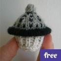 Dalek Cupcake (free)