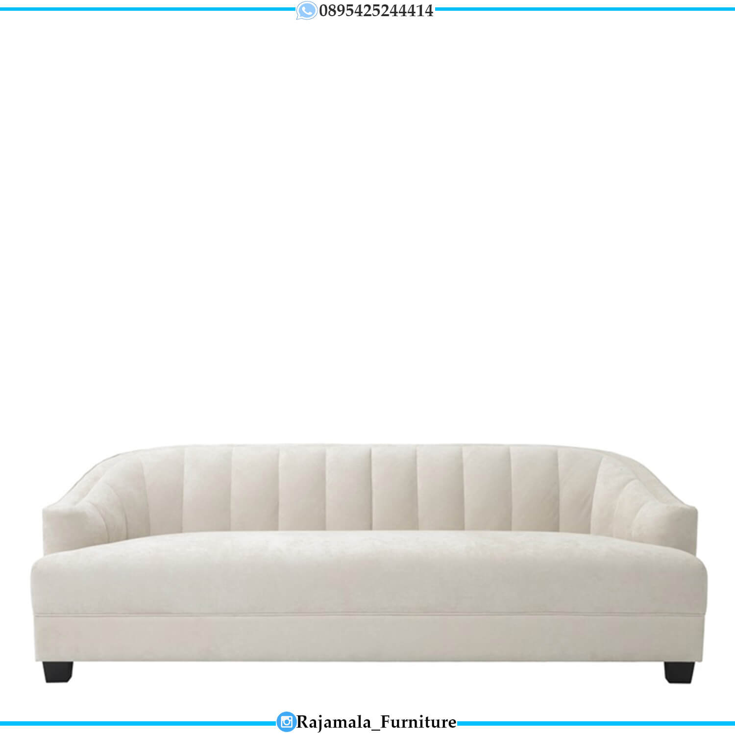 Sofa Minimalis Jepara Terbaru Soft Royal Foam Luxury Classic RM-0542