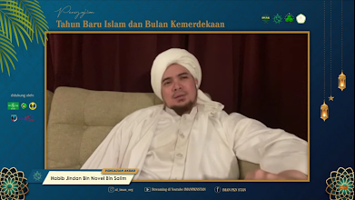 Peringati Bulan Kemerdekaan, Al-IMAN Gelar Pengajian Bersama Habib Jindan