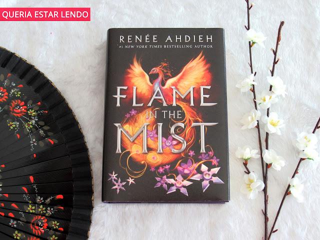Resenha: Flame in the Mist (O Fogo entre a Névoa)