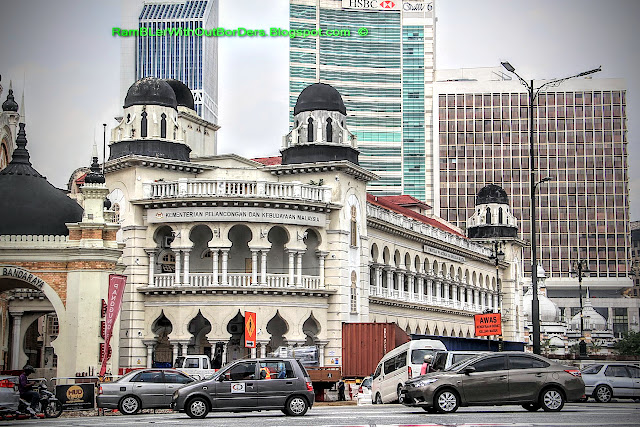 Ministry of Tourism and Culture, KL Historic City Centre, KL, Malaysia