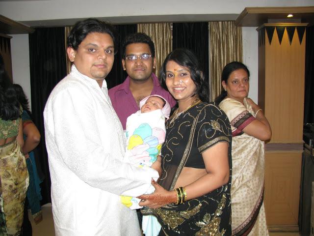 Shashank Ketkar Family Photos