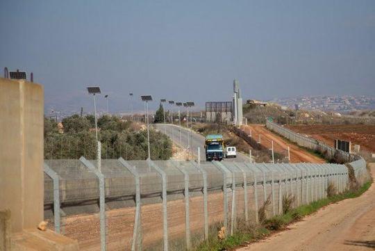 Puesto Fronterizo Israel