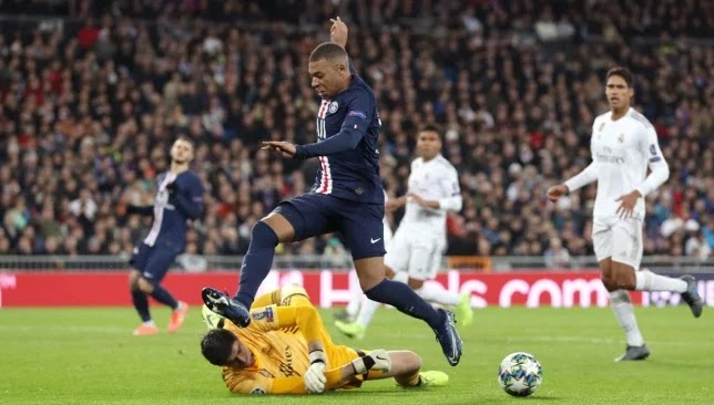 Mbappe presents himself on a plate of gold for Real Madrid