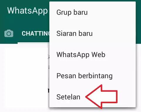 Cara Menyembunyikan Foto Profil dan Info WhatsApp
