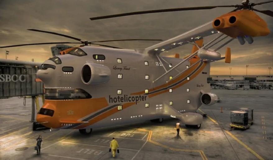 Helikopter Raksasa