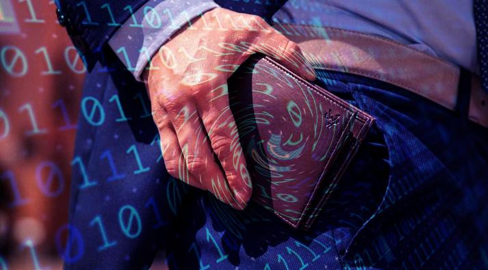 自定义加密钱包地址