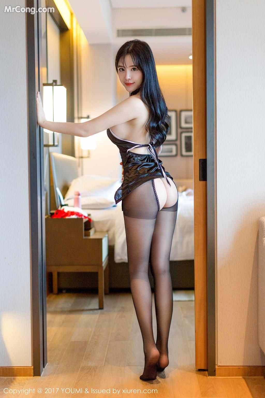 Image YouMi-Vol.074-Liu-Yu-Er-MrCong.com-005 in post YouMi Vol.074: Người mẫu Liu Yu Er (刘钰儿) (51 ảnh)